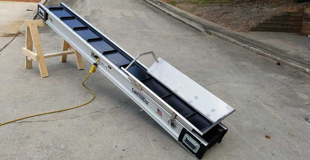 ConveyorEase Portable Low Cost Conveyors  Residential